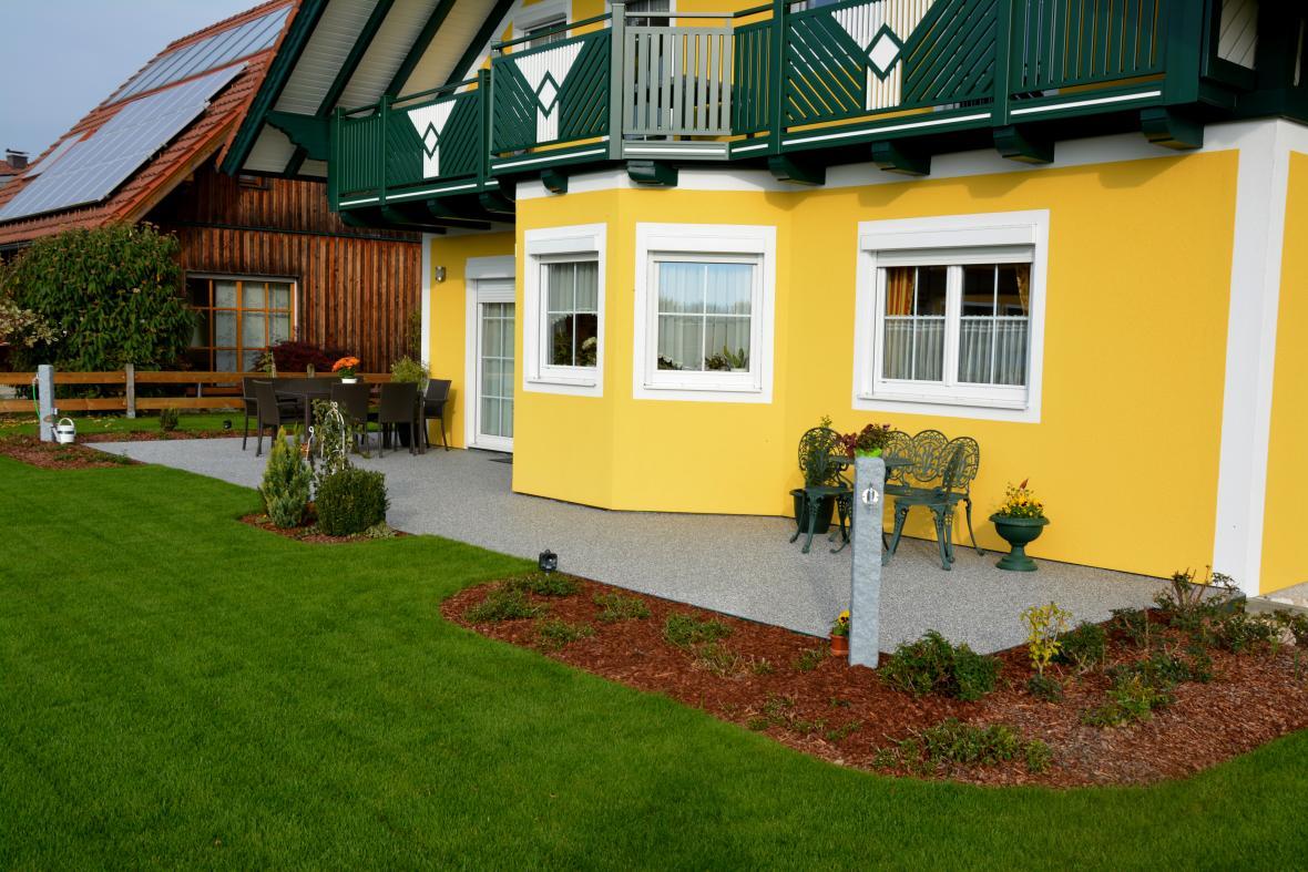 Sanierung einer Terrasse | Huemer Bodenbeschichtungen
